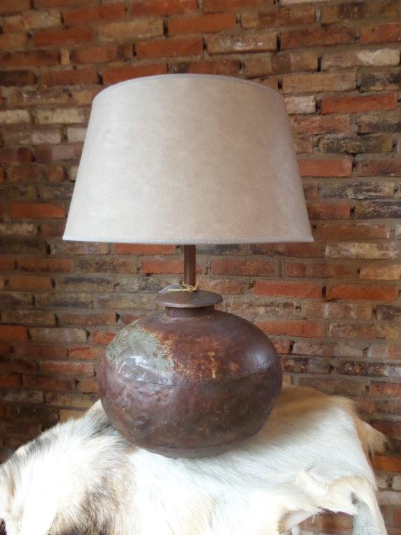 brocante lampen bestellen dat kan bij imminkhof brocante online. Black Bedroom Furniture Sets. Home Design Ideas