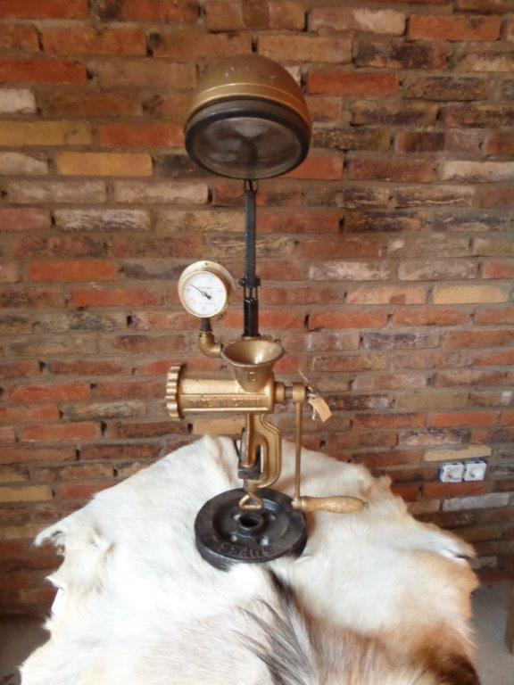 Industriele lamp 1